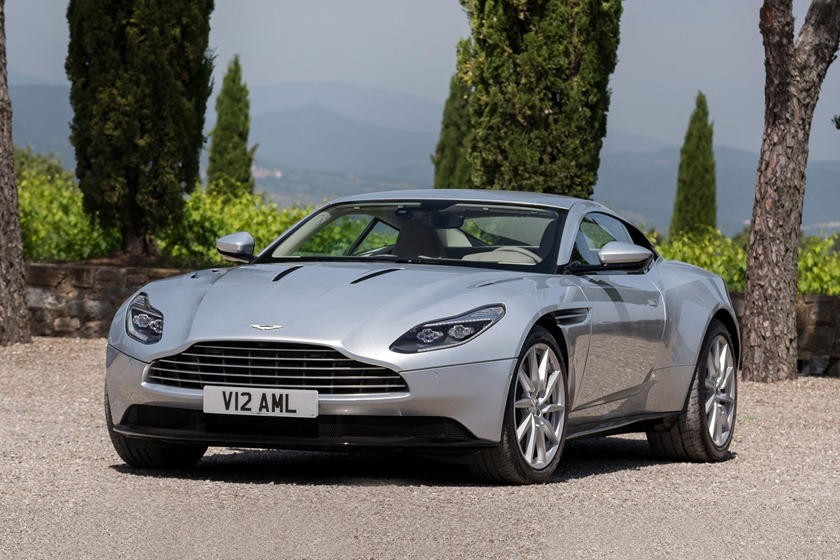 2020 Aston Martin DB11 Front  View