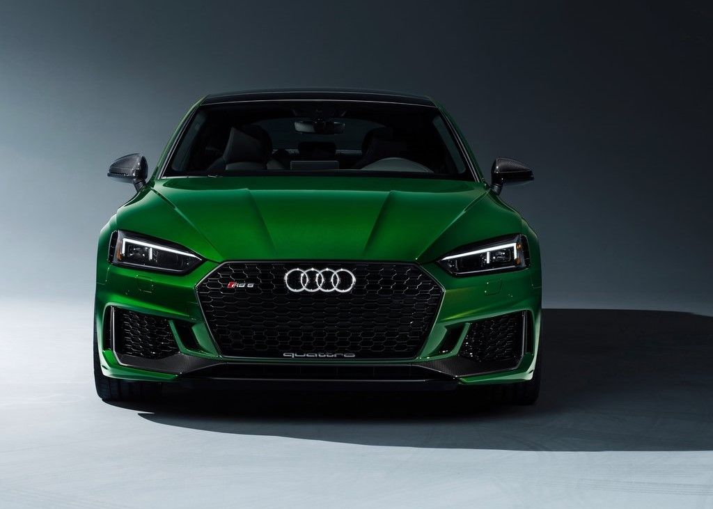 2019 Audi RS5 Front angle