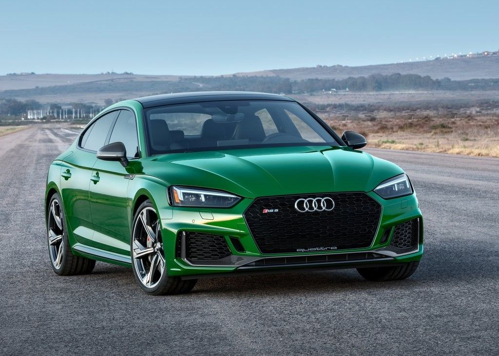 2019 Audi RS5 Front view