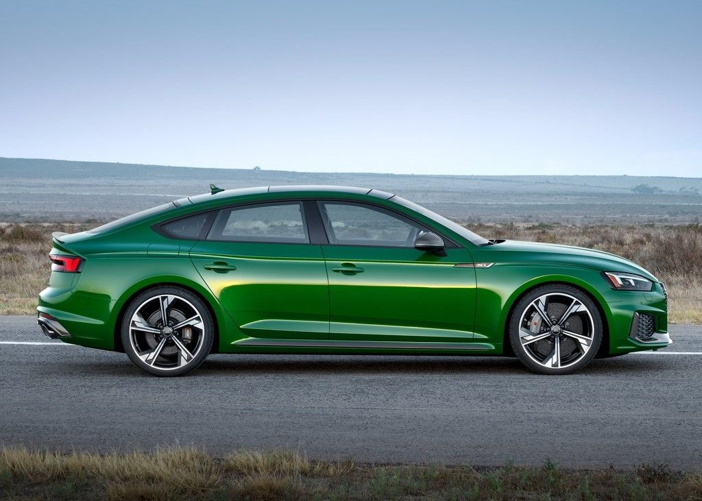 2019 Audi RS5 Side view