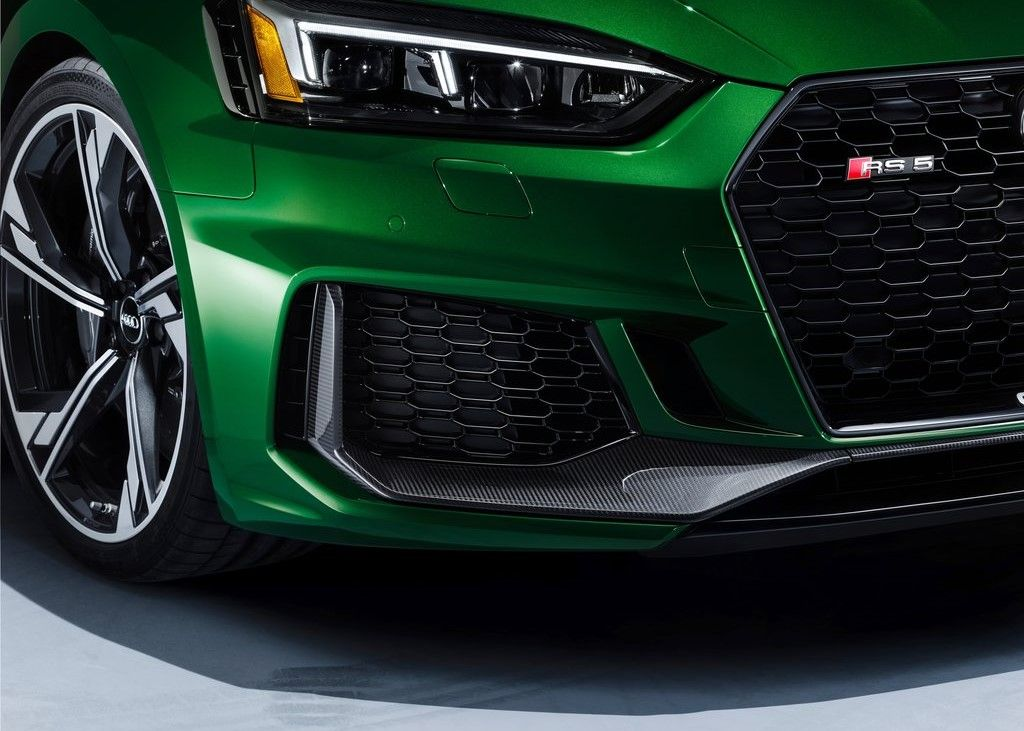2019 Audi RS5 Front air duct