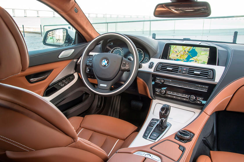 2019 BMW 6 Series Gran Coupe Steering