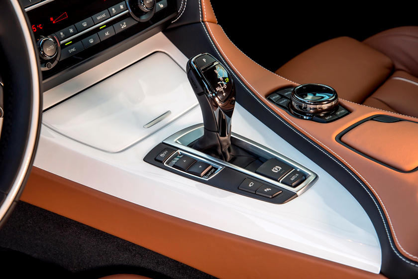 2019 BMW 6 Series Gran Coupe Center Console