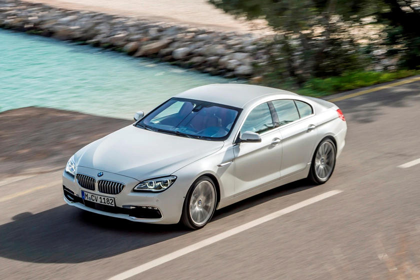 2019 BMW 6 Series Gran Coupe