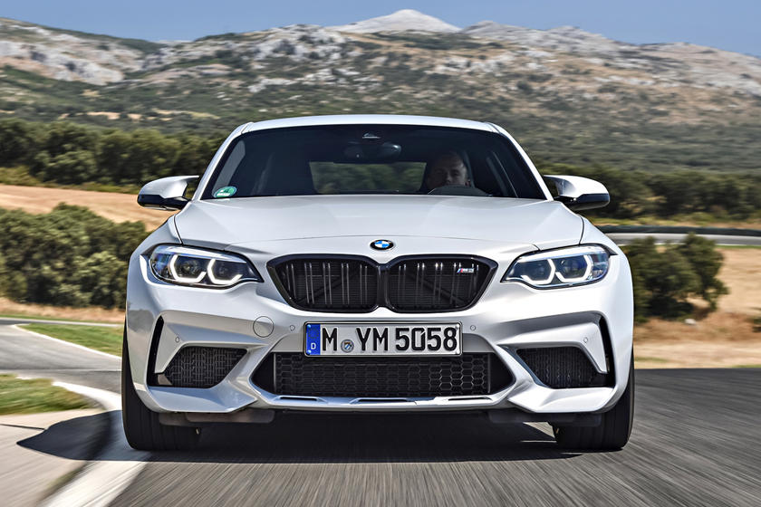 2019 BMW M2 front view