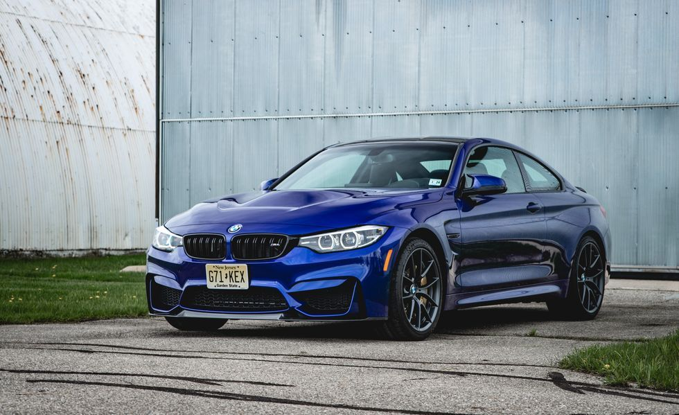 2020 BMW M4 Front View