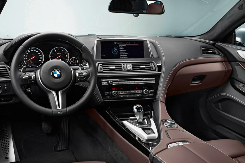 2019 BMW M6 Gran Coupe interior