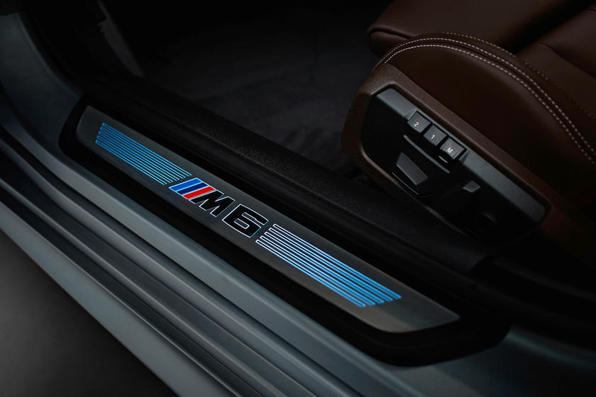 2019 BMW M6 Gran Coupe badge