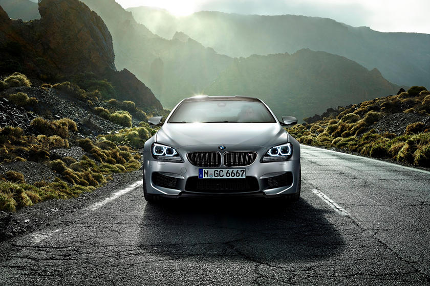 2020 BMW M6 Gran Coupe Front view