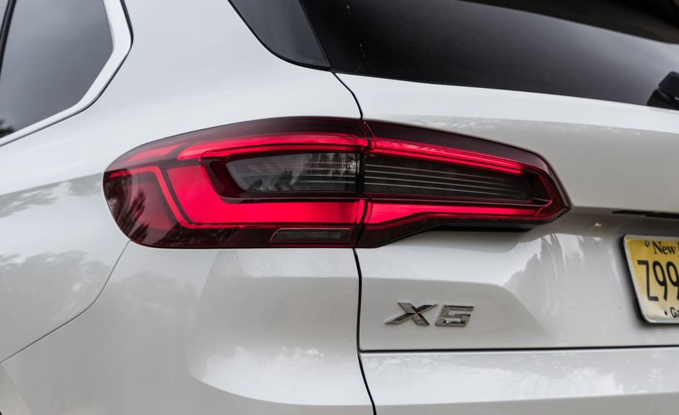 2019 BMW X5 Badge