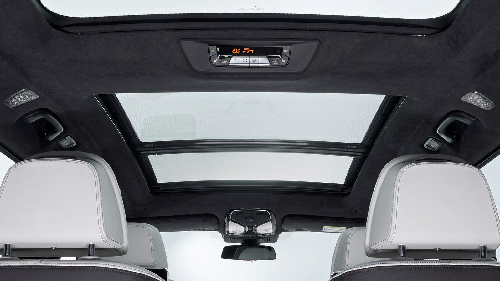 2020 BMW X7 sunroof
