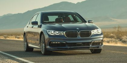 BMW ALPINA B Sedan Pricing MPG Reviews Colors Ratings CARHP - Alpina bmw b7 price