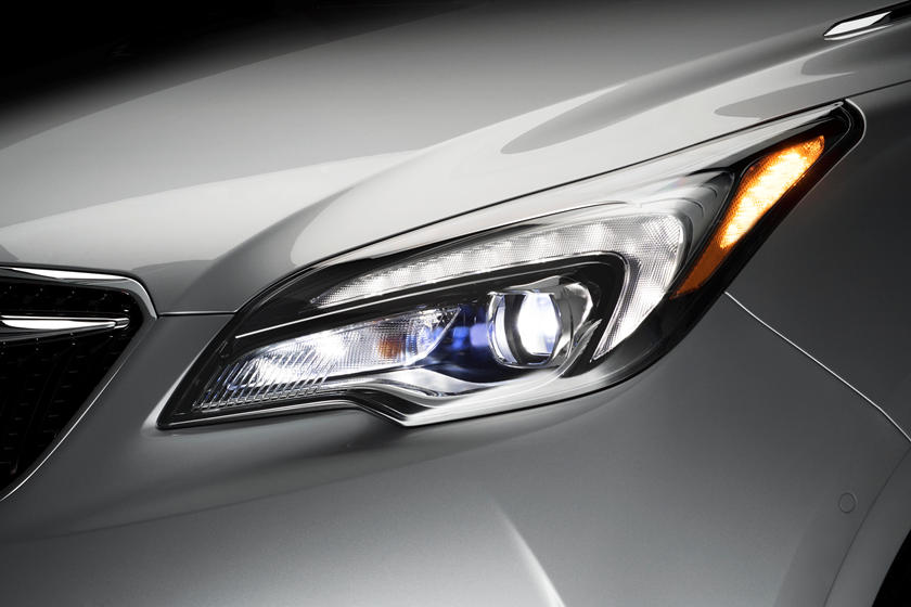 2020 Buick Envision headlight