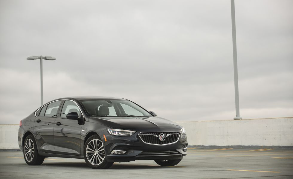 2020 Buick Regal Front View