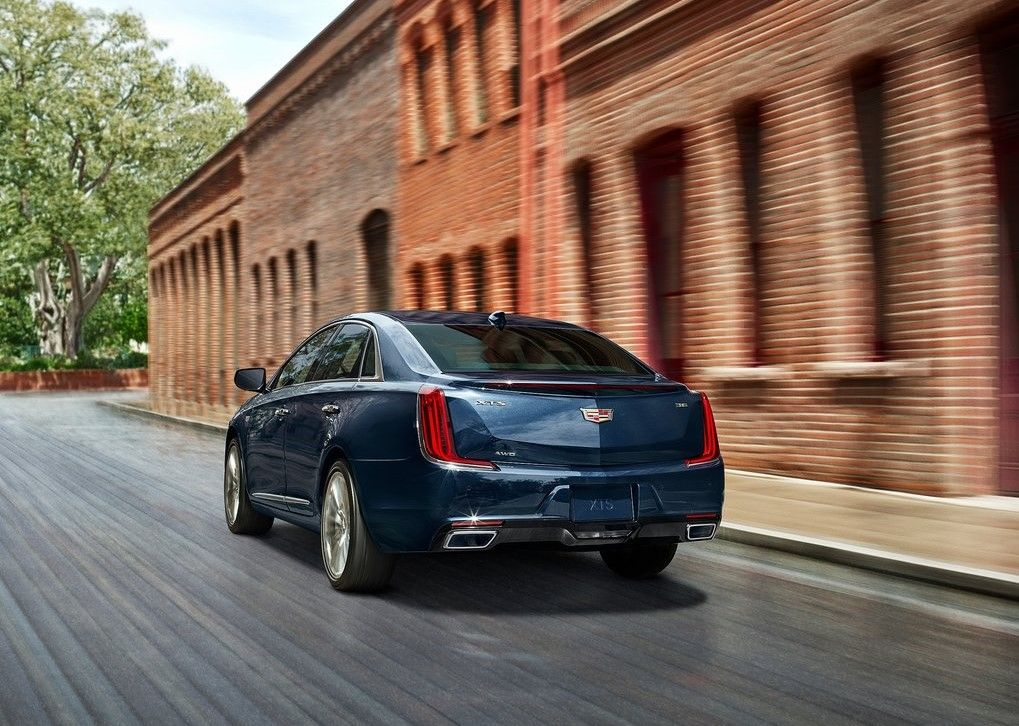 2020 Cadillac XTS Angular Rear View