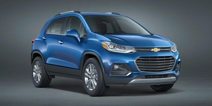Chevrolet Trax 2018 Suv Pricing Mpg Reviews Colors Ratings Carhp