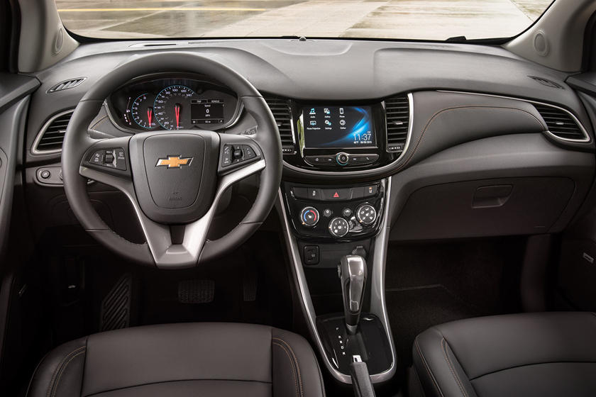 2019 Chevrolet Trax Cockpit Area