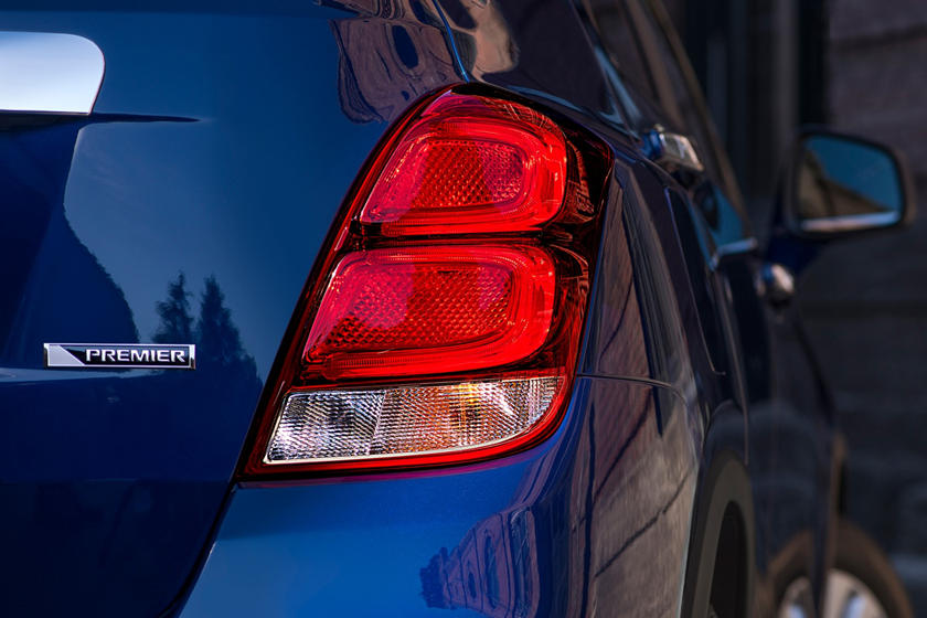 2020 Chevrolet Trax taillight