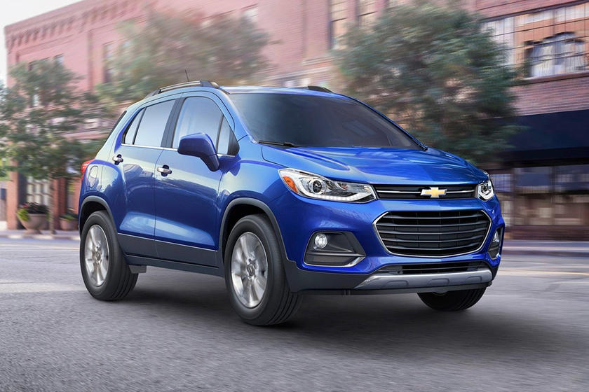 2020 Chevrolet Trax Front View