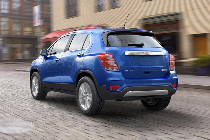 2019 Chevrolet Trax Rear View
