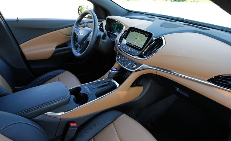 2020 Chevrolet Volt Dashboard