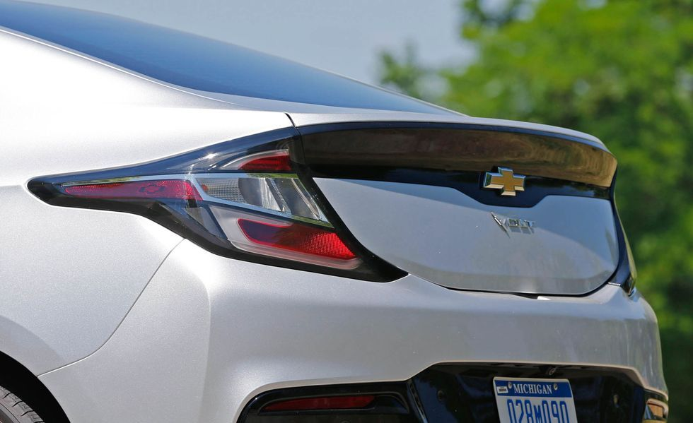 2020 Chevrolet Volt taillight