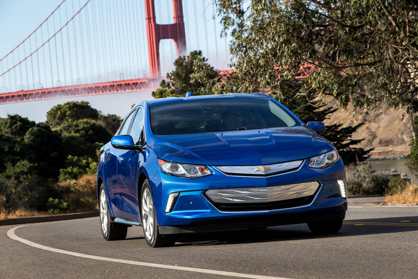2020 Chevrolet Volt Front View