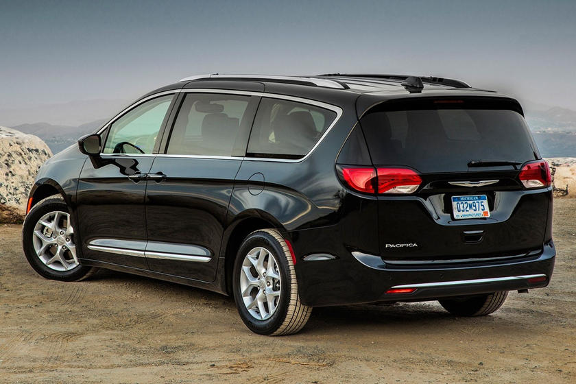 2020 Chrysler Pacifica Rear View