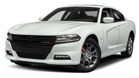 2019 Dodge Charger Front Three-Quarter View