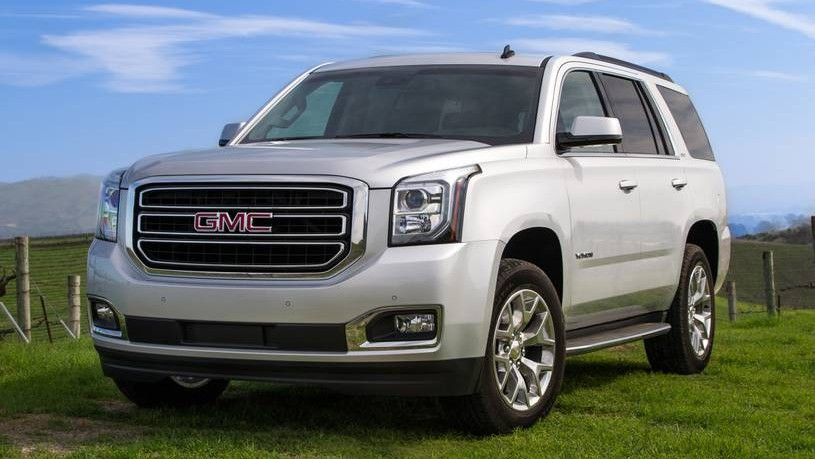 2020 GMC Yukon Front Three-quarter View