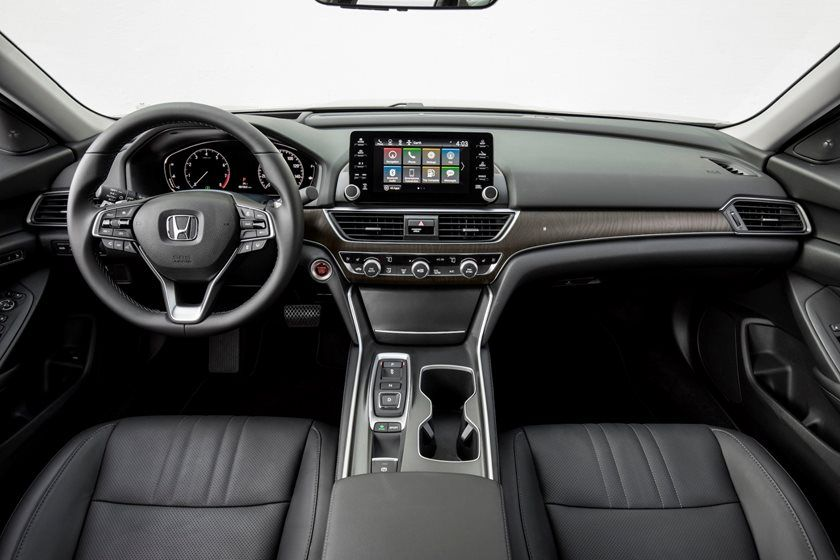 2020 Honda Accord Sedan Interior