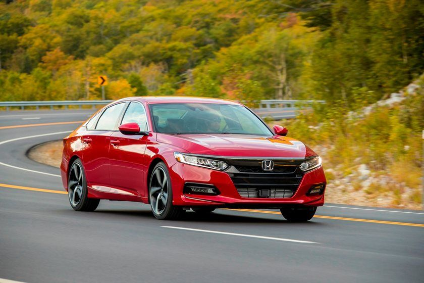 2020 Honda Accord Sedan Exterior