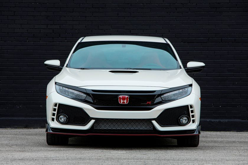 2020 Honda Civic Type-R front view