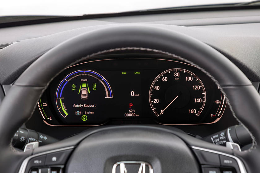 2020 Honda insight instrumental cluster