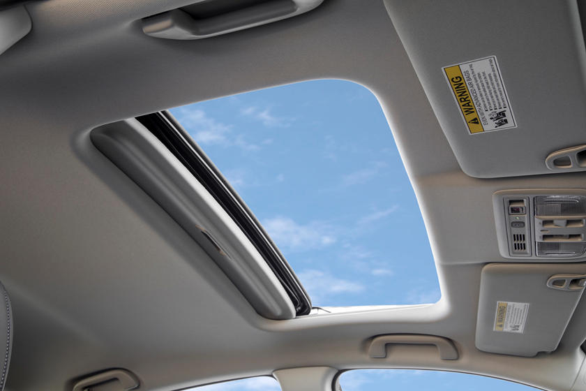 2020 Honda insight sunroof