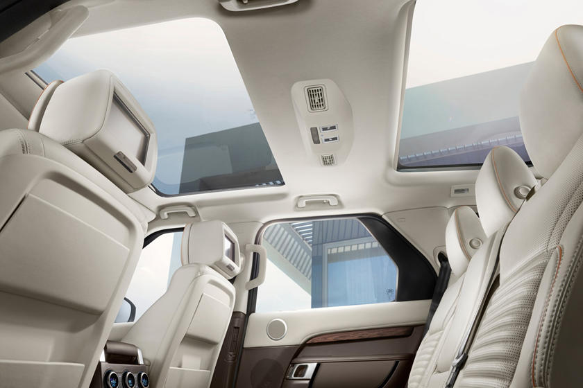 2020 Land Rover Discovery Sunroof