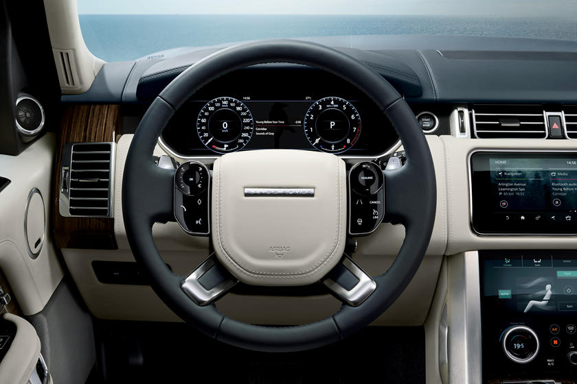 2020 Land rover range rover Steering