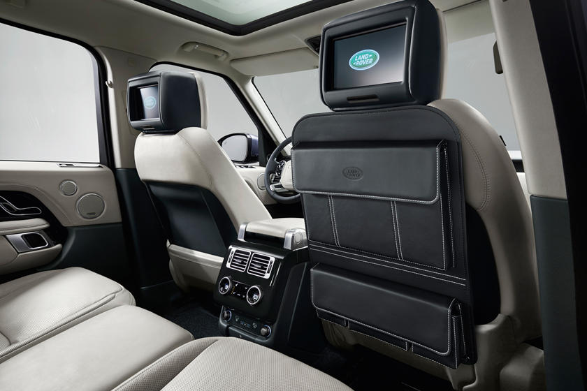 2020 Land rover range rover Entertainment Display