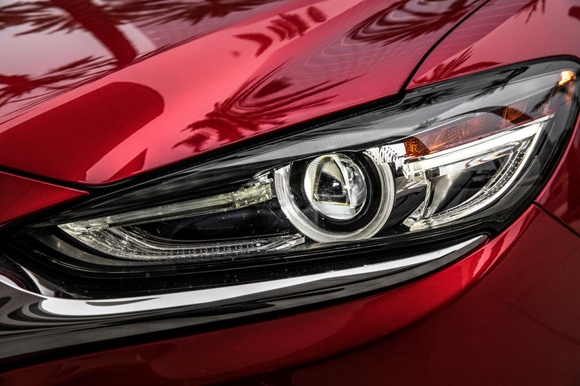 2020 Mazda 6 headlight