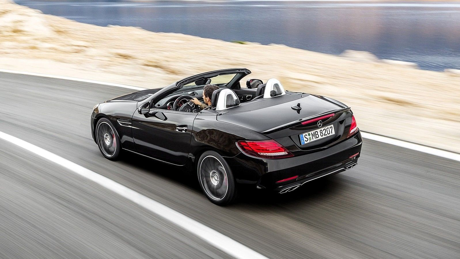 2020 Mercedes-Benz AMG SLC 43 Review, Specifications ...