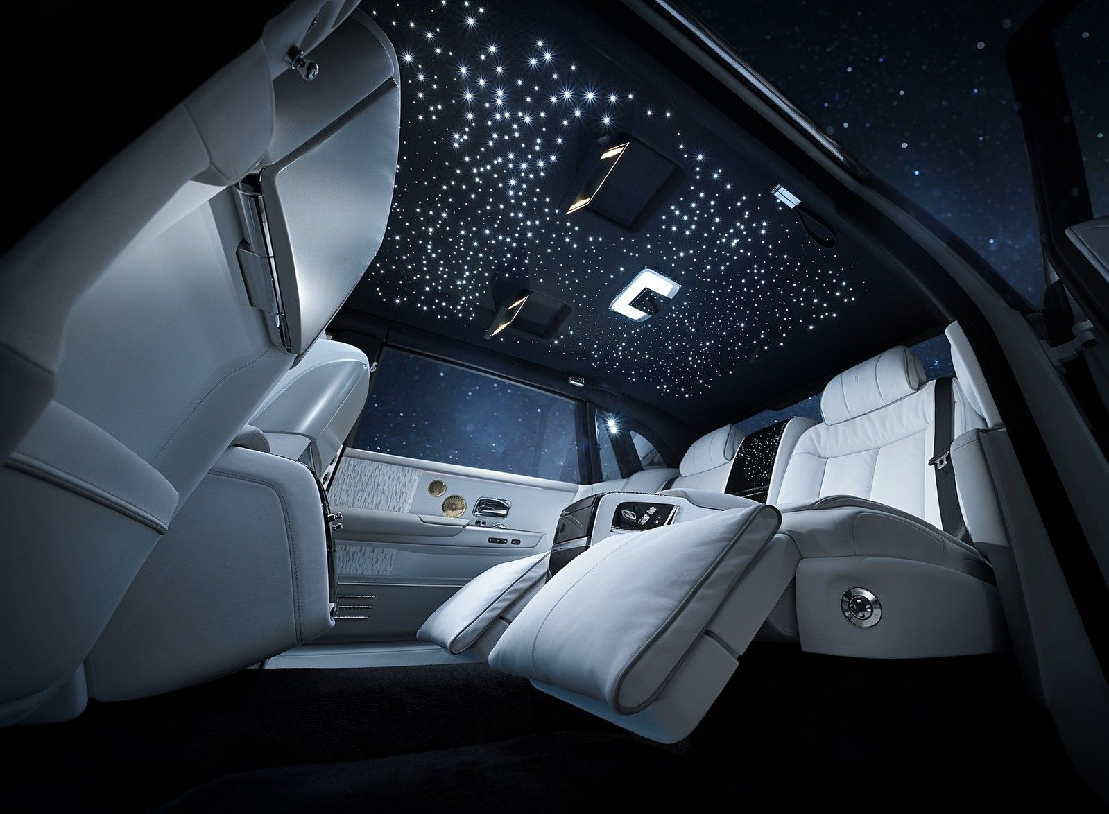 2020 Rolls Royce Phantom Starry Headliner