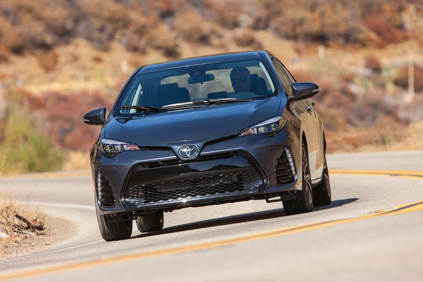 2019 Toyota Corolla Front View