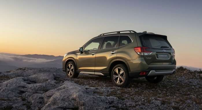 2021 Subaru Forester is going to have a turbocharged powertrain