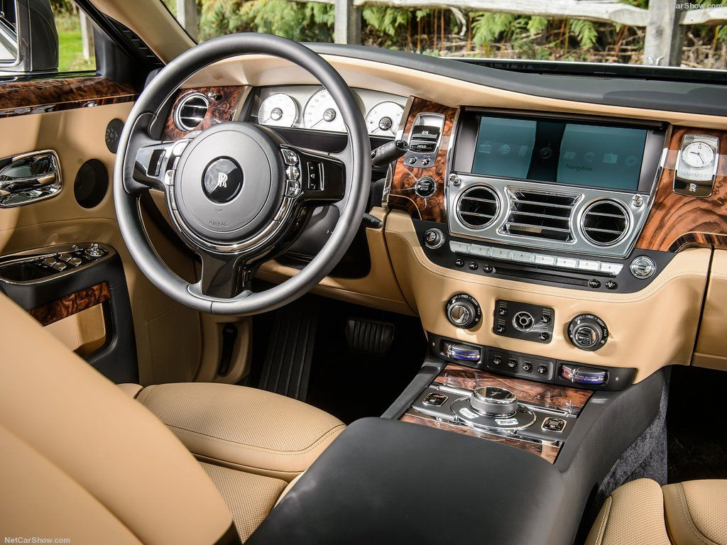 2019 Rolls Royce Ghost Series 2 Infotainment