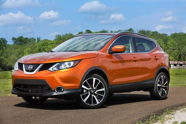 Suabaru Forester Vs Nissan Rogue