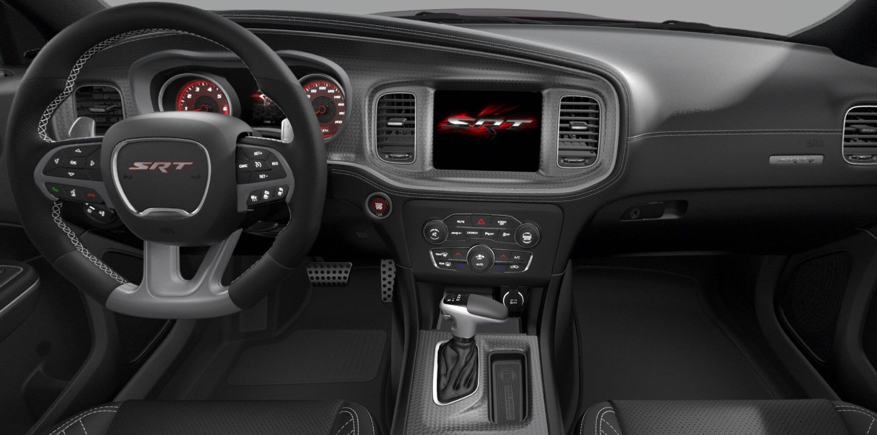 2019 Dodge Charger SRT Hellcat Interior