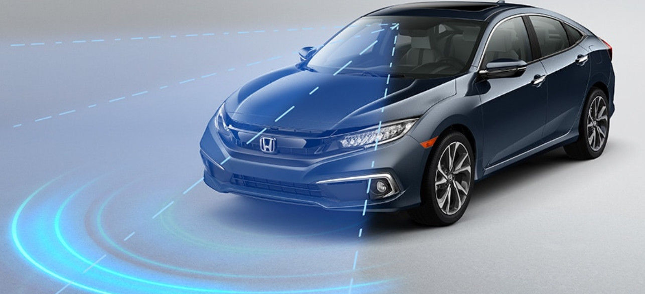 2019 Honda civic si safety feature