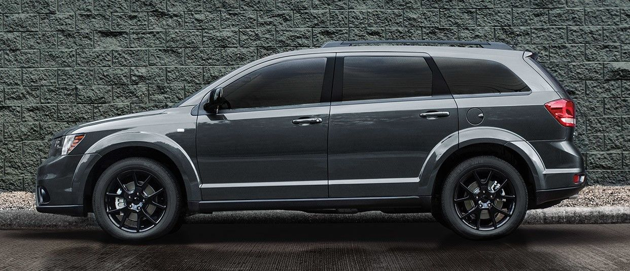 2019 dodge journey side view