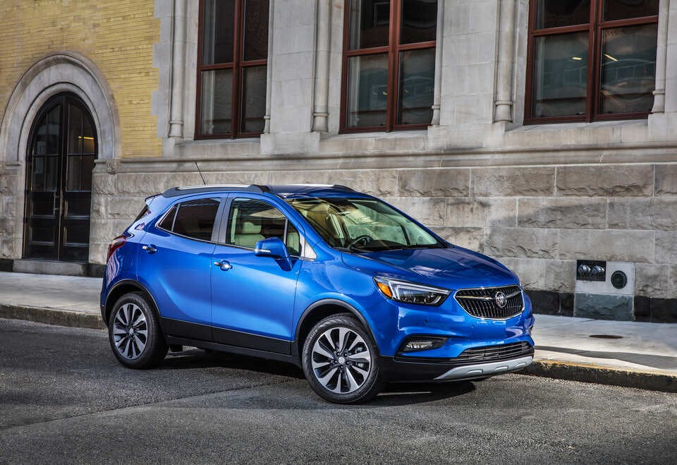 2021 buick encore review expected release date prices