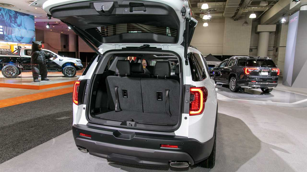 2021 Gmc Acadia Review Specifications Prices And Features Carhp